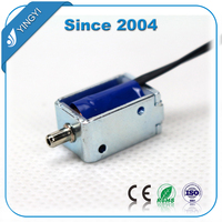 3 way air valve solenoid valve, dc 3V miniature air valve