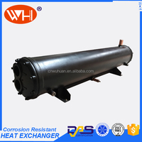 China Top Quality ss condenser,shell and tube condensers,water cooled condenser