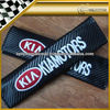For KIA Carbon Seat Belt Cover Shield Protector K2 K5