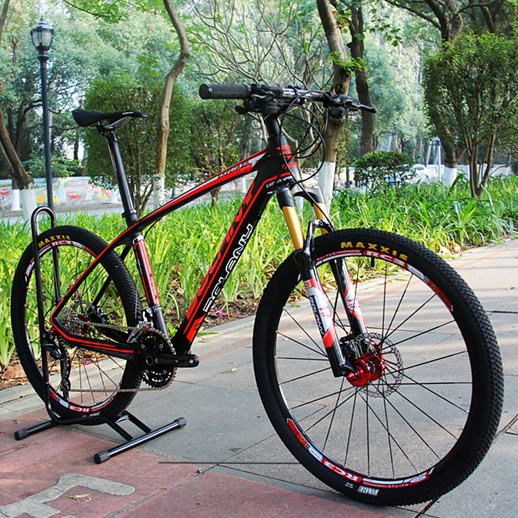 27.5 inch carbon downhill finger mountain <strong>bike</strong> for sale