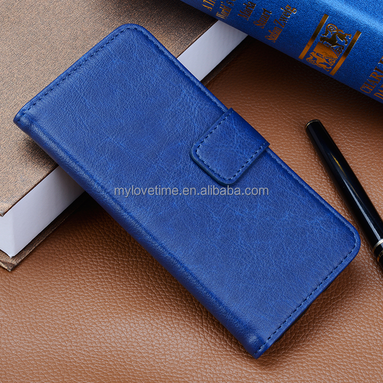 2016 newest design flip PU leather case for iphone 6s