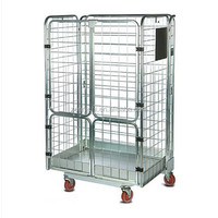 Cargo And Storage Equipment Collapsible Wire