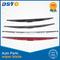 "13"" colored windshield wiper blades for Europe cars"