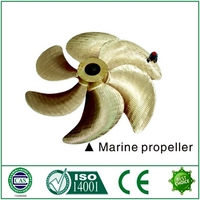 For Indonesia pedal-powered boat propeller for lifeboat and vessel from China suppliers