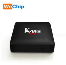 New Arrival Tv Box Km8 Pro Full Hd 4k Amlogic S912 Octa-core 2gb+16gb Android6.0 Os Ott Tv Box Km8pro