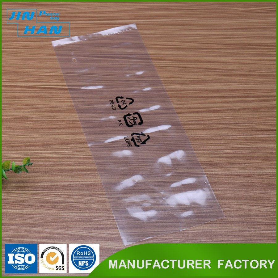 40 Microns Plastic Packages Food Grade Cellophane Bags for Packing