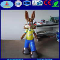 Promotions PVC Inflatable Nesquik Mascot
