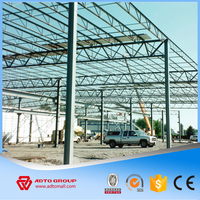Cheap Price Portal Frame Steel Structure, Greenhouse Steel Structure, Light Steel Structure Design Prefabricated Building