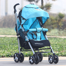 Exported to Russia market folding baby stroller/foldbale baby stroller pram/baby stroller carriage