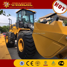 Brand new engineering machinery 5T Wheel Loader ZL50GN hot in sudan