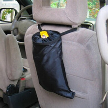 Car Trash Bags Hanging Car Garbage Bags for Travelling, Outdoor, Home Use