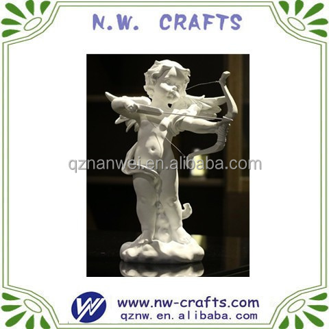 custom baby angel figurine resin souvenir