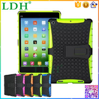 Heavy Duty Rugged Armor Combo Case For xiaomi mipad Skin Cover With Kickstand Shockproof