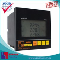 MSDP-300 LCD Display Three Phase Power Quality Analyzer Modbus Energy Meter