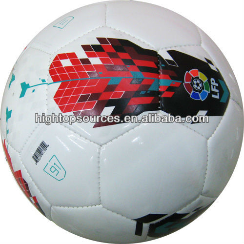 2013 High class machine stiching soccer balls