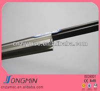 extrusion shower door seal magnetic strip