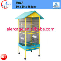 factory supply bird cages for finches
