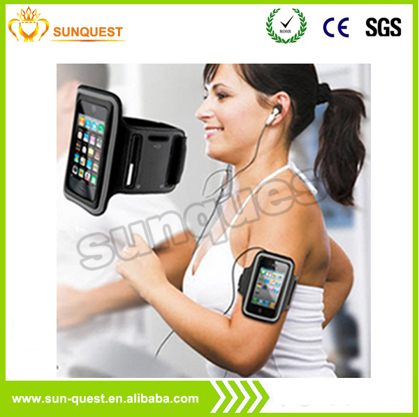 New Arrival Sport Armband For Iphone 6, Waterproof Phone Armband For Iphone 6 Custom Running Armband Case with high quality