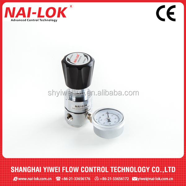 stainless steel 316 Chrome plated Brass pressure regulator pressure reducing valve