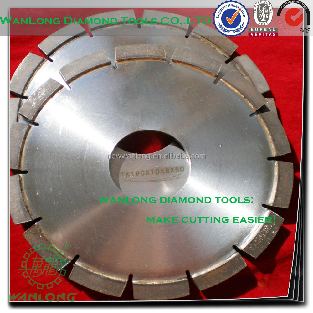 high quality quiet diamond blade for stone cutting -no noise cutting tools