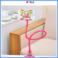 Hotsale products flexible cell phone holder stand / lazy phone holder bed