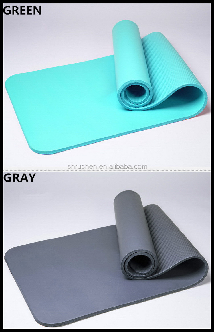 High quality new design nbr fitness hanging yoga mats