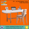 2015 Modern home office desk-#DK002-M3