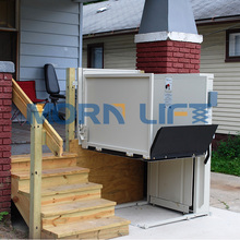 1m Indoors/Out doors Hydraulic Home Small Elevator