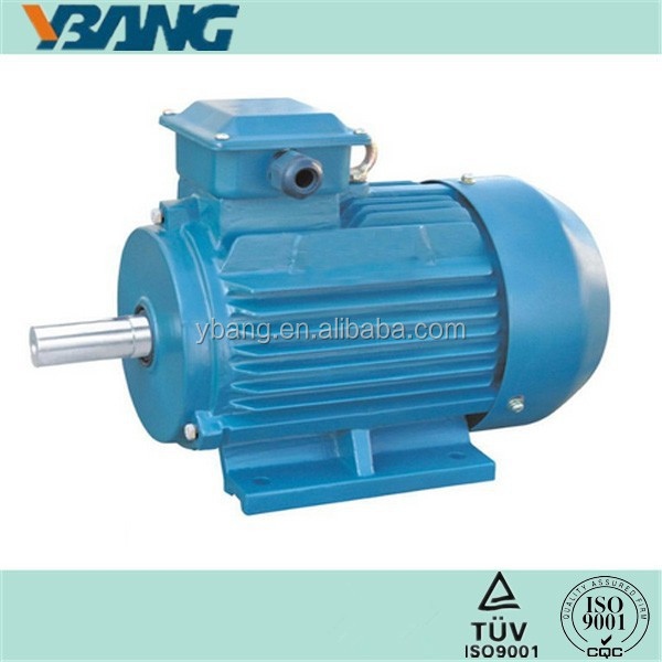IE1 IP54 IP55 Three Phase Motor Electric