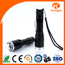 Aluminum Alloy 18650 XML T6 Led Multifunction Rechargeable AAA Battery High Power Torch Tire