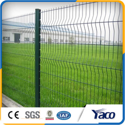 YACHAO factory sale welded mesh fence