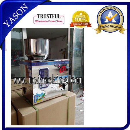 Herbal tea seed particles powder packing machine
