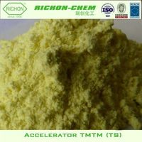 CHEMICALS AND PLASTIC PRODUCERS Chemical Formula C6H12N2S3 CAS NO.97-74-5 Accelerator TMTM TS