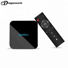 media set iptv/ott box pendoo <strong>X10</strong> Amlogic S905w 2G 16G Android 7.1 install google play store android tv box 6.0 android tv box