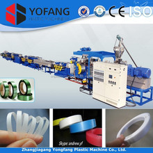 PP PET plastic strap making machine, packaging band production line