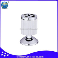 Aluminum adjustable height furniture corner feet, sofa furniture corner feet