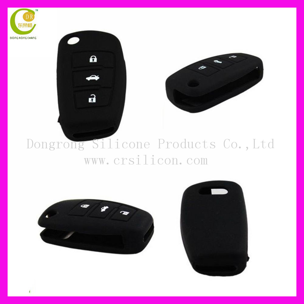 2015 newest design car plastic silicone key covers for mercedes-benz