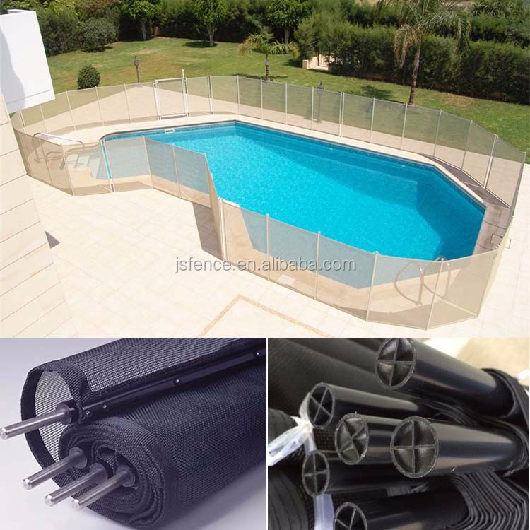 Portable Easily Assembled Temporary Swimming Pool Fence