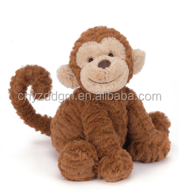 Plush Monkey Toy,Monkey Stuffed Toy For Promotional,Monkey Plush Toy
