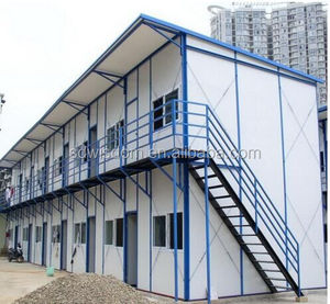 Fast Build Prefabricated Building Houses/mobile Home For Workers,porary Offices, Workshop