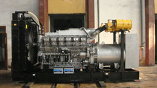 Hot sales 1500 KVA dieselgenerator engine with open type or silent type diesel genset for sale