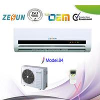 Zesun 220V/50Hz Wall Mounted Air Conditioner,Split AC Indoor Unit