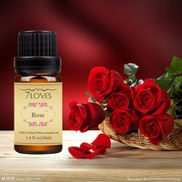 OEM/ODM 100% Natural Rose Aromatherapy Essential Oil