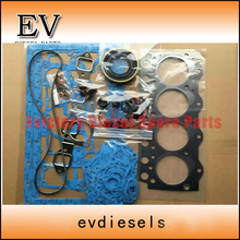 Overhauling OH gasket kit 4D95L head gasket for KOMATSU excavator use