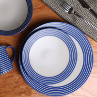Creative ceramic dinnerware