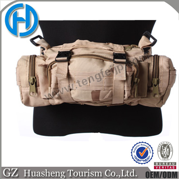New arrival high quality outdoor army waist bag cheap