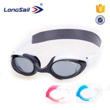 Diopters Optical Swimming Goggles with Anti fog UV protection for Children