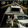 Good quality 3-4 person hard shell outdoor camping car roof tent
