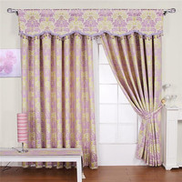 different styles of curtains with valance for living room