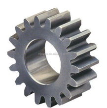 Steel Gears CNC Machining Parts, Customized Metal Parts Service